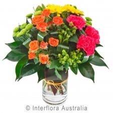 Sassy (including vase)