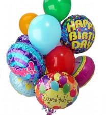 Helum Balloons