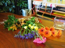 Pretty Posy in a Vase Workshop