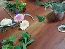 Flower Crown Making Workshop